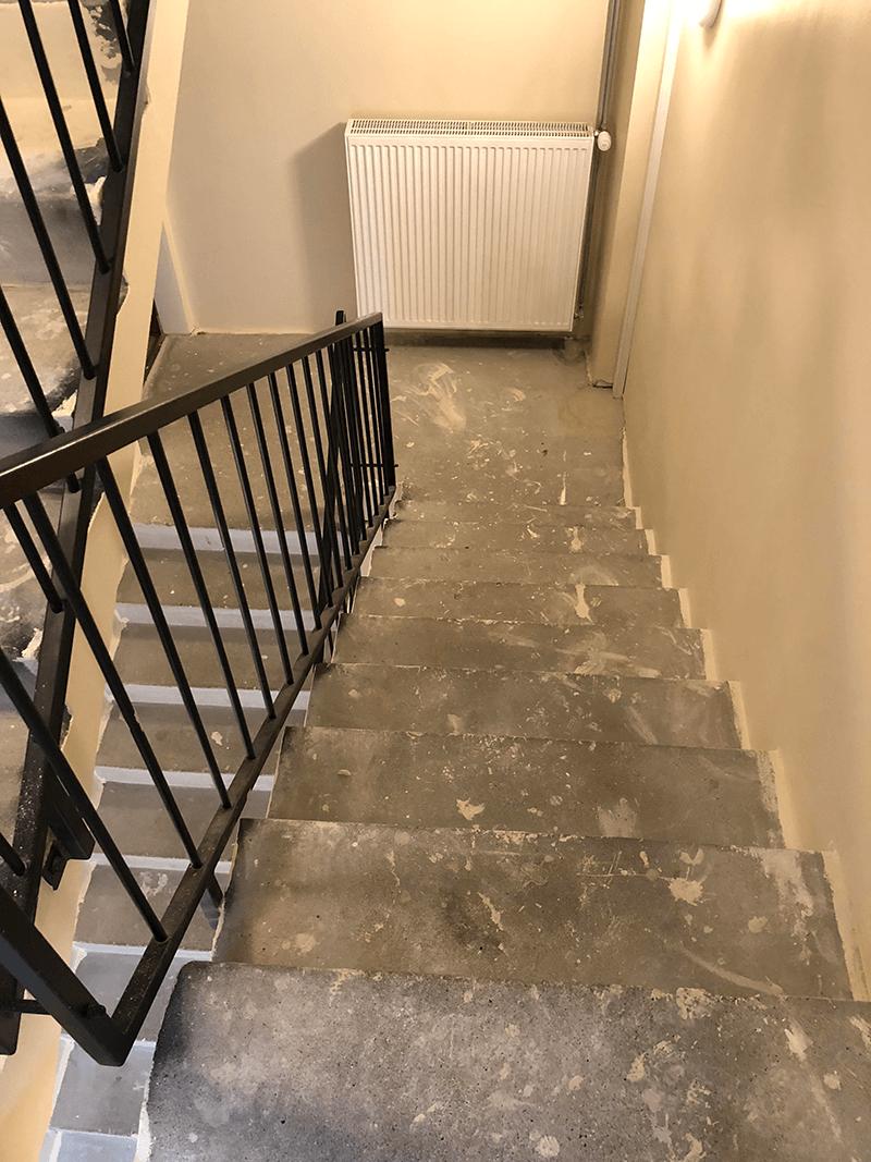 trappe-før